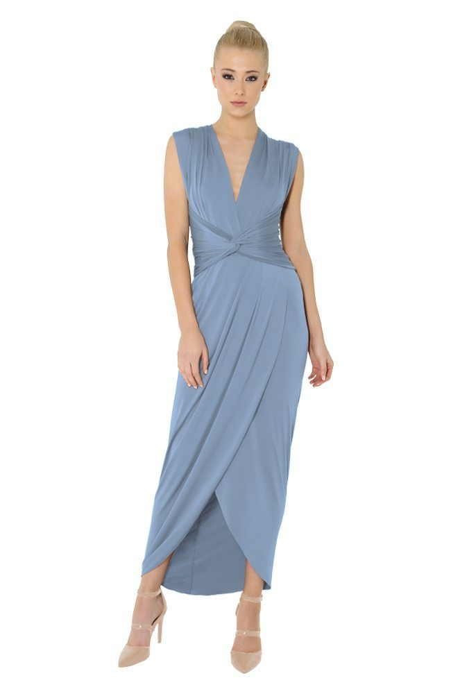 The Enchantress multiway gown from Nicolangela
