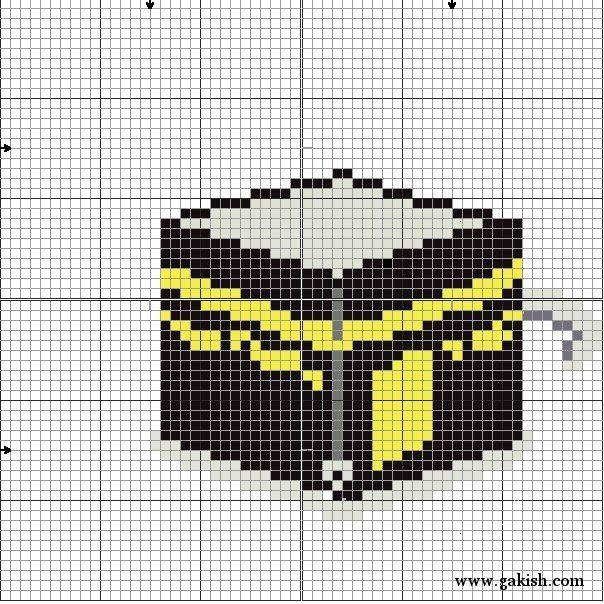 kaaba pattern