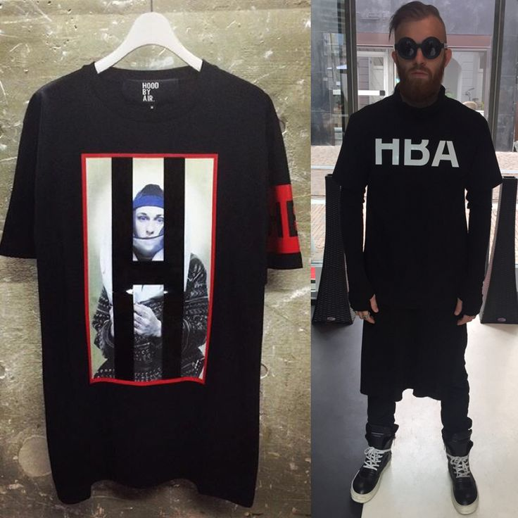 Timo in our HBA SHIRTS at L A B E L S