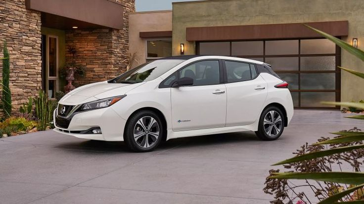 The 2018 Nissan Leaf Is No Tesla Model 3 But It Won't Cost Nearly As Much