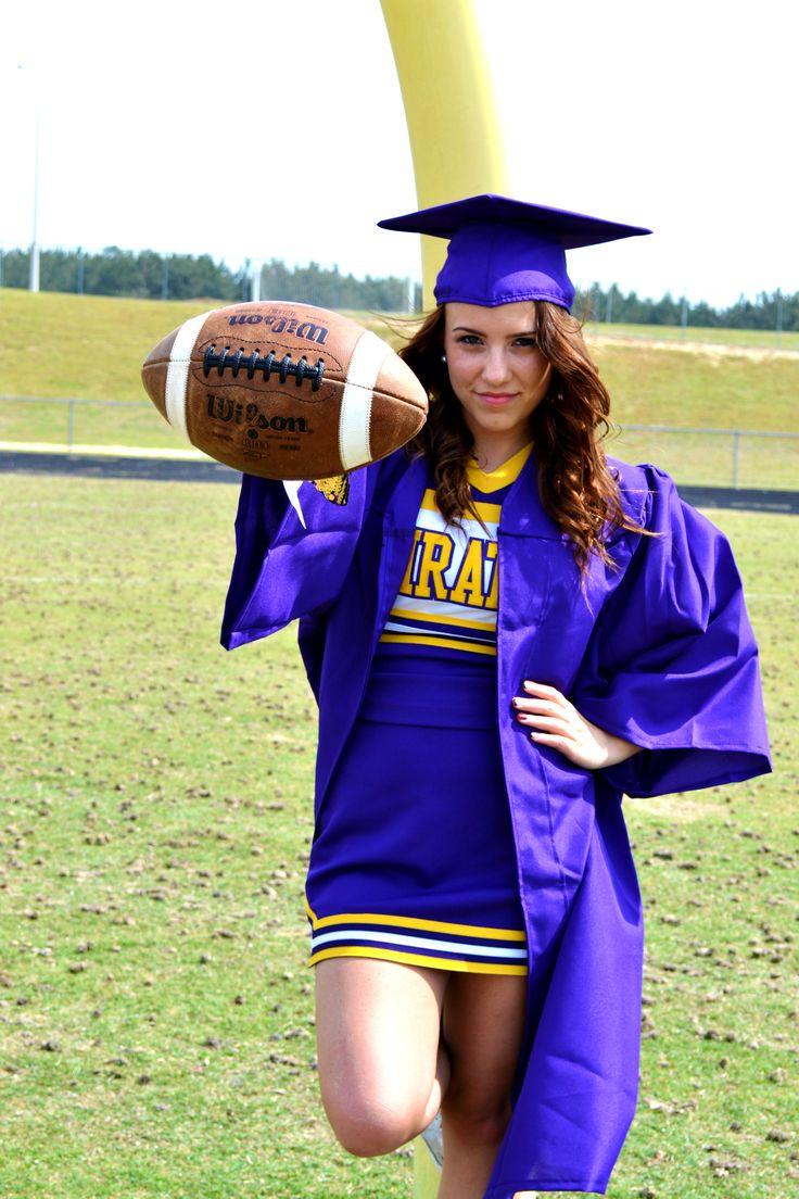 Senior Pictures / Cheerleading 2015