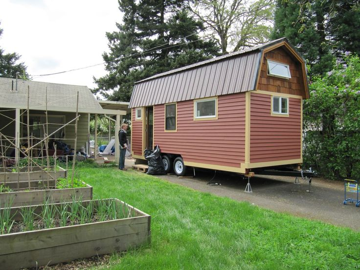 208 best Tiny Trailer Homes images on Pinterest Small houses