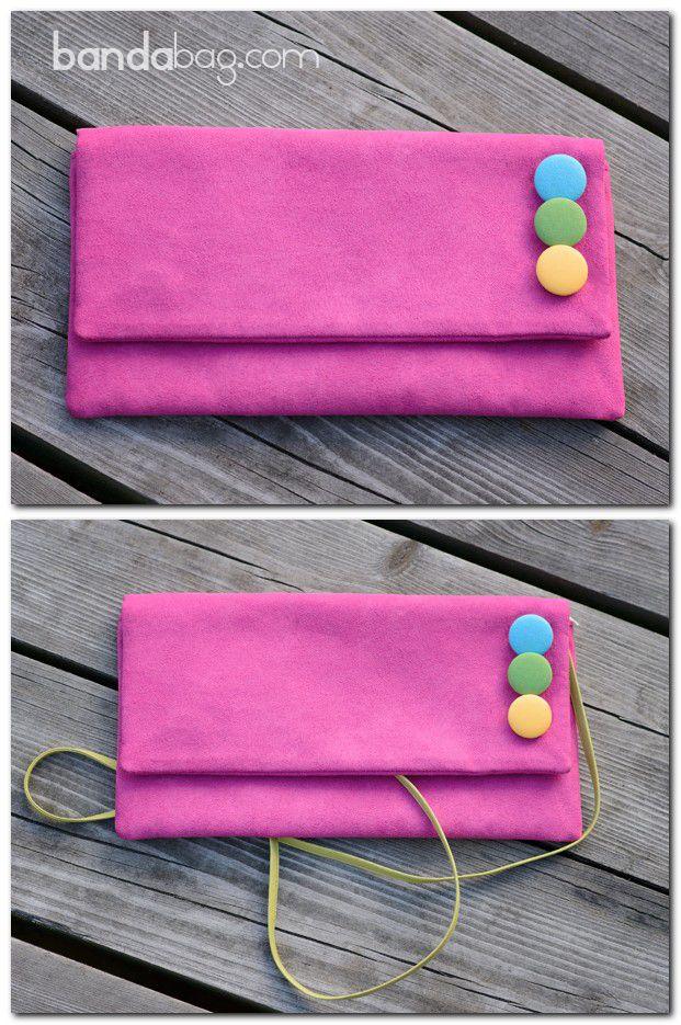 Colorful handbag