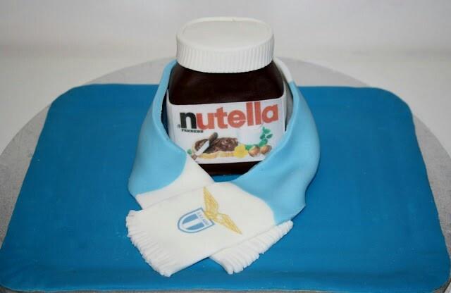 SSLazio and Nutella