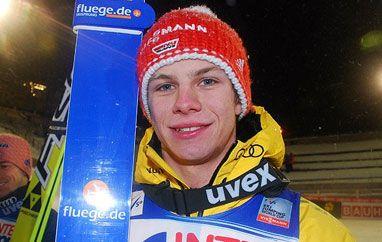 Andreas Wellinger (Niemcy)