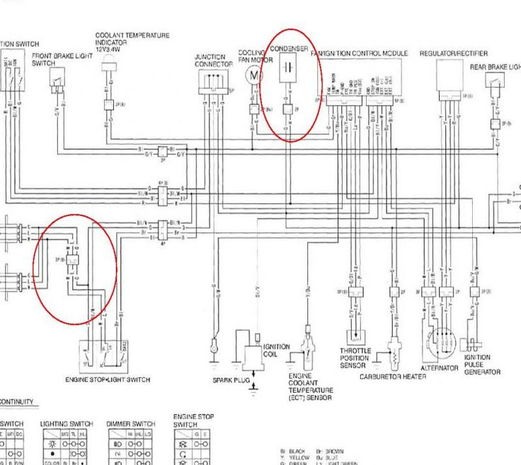 2005 honda trx450r engine diagram  honda  wiring diagram