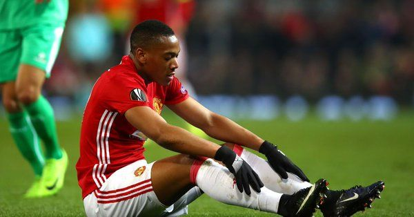 Latest Football News: Manchester United star Anthony Martial will leave ...