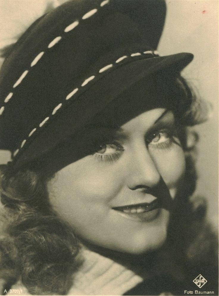 Marika Rökk 1913-2004.