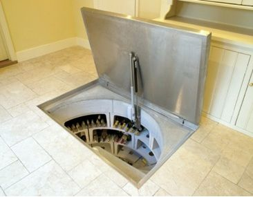 Spiral Cellars Website .spiralcellars.co.uk Heavy Duty Recessed Trap Door UK & 63 best Cellar / Trap Door images on Pinterest | Trap door Cellar ...