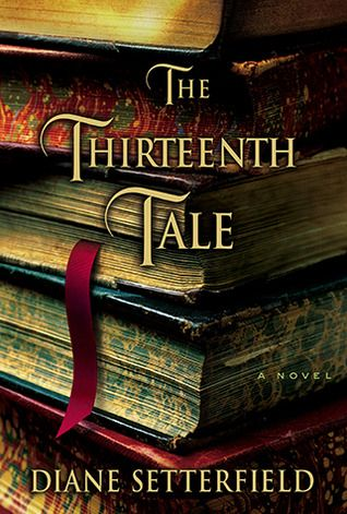 The Thirteenth Tale, by Diane Setterfield.  The pick for winter 2013-14 by the staff book club at Goucher College.
