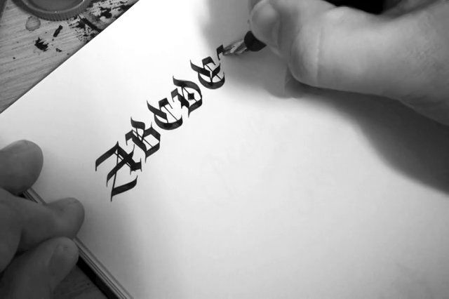 1000 images about calligraphy videos on pinterest Calligraphy baltimore
