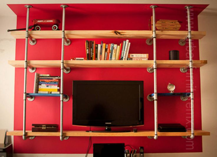 Encuentra las mejores ideas e inspiración para el hogar. Estantería y mueble de televisión por URBAN FURNITURE | homify