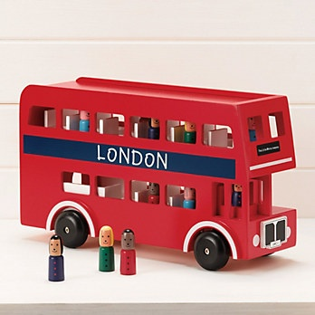 London Bus Toy - Toys | The White Company