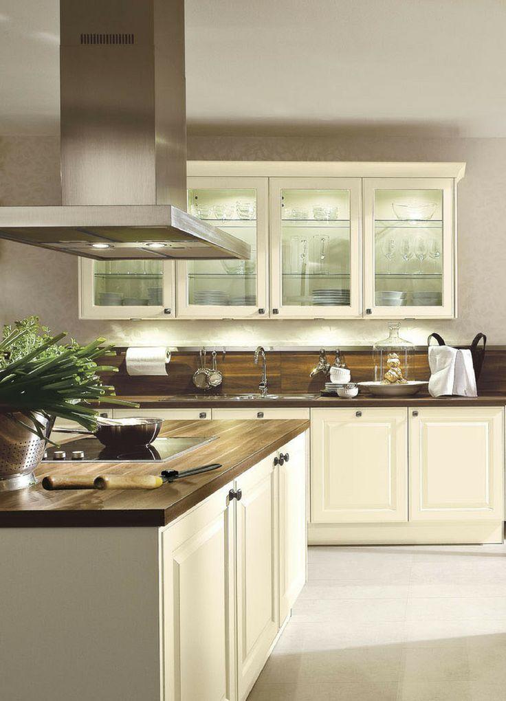 Landhauskuchen Aus Holz Bilder Ideen Fur Rustikale Kuchen Im Landhausstil Https Gardendesign0 Gq Rustic Kitchen Kitchen Trends Country Style Kitchen