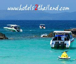 Coral Island (Koh Lan) by Speed Boat Pattaya