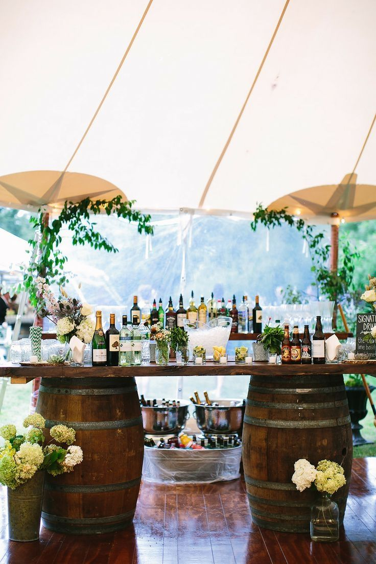 How to Throw a Perfectly Organized DIY Wedding in Your Backyard