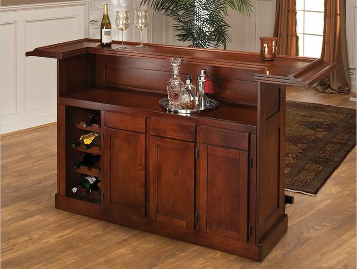 17 best bar ideas and dimensions images on pinterest for Mini bar counter for home