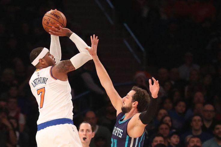 NBA scores 2016: Carmelo Anthony won a game for the Knicks, which is still great fun to watch - http://www.truesportsfan.com/nba-scores-2016-carmelo-anthony-won-a-game-for-the-knicks-which-is-still-great-fun-to-watch/