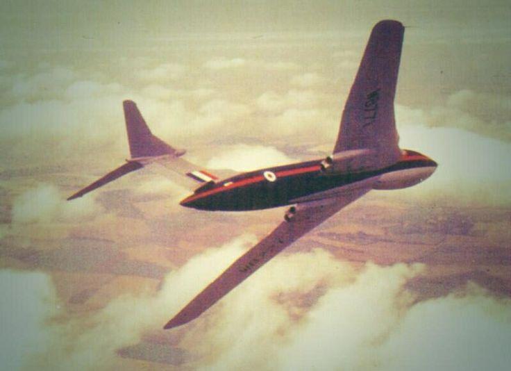 Handley Page Victor prototype