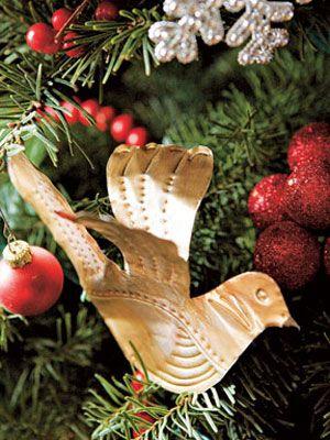 Best Copper Ornaments Ideas On Pinterest Handmade Ornaments - Diy copper stars for christmas decor