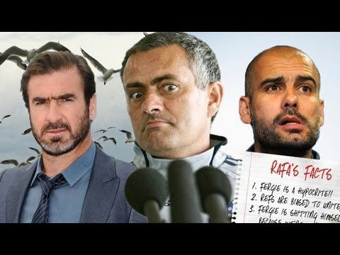 Top 5 Infamous Football Press Conferences - http://sport.linke.rs/football/top-5-infamous-football-press-conferences/