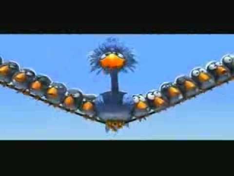 corto animado pixar - pajaritos.