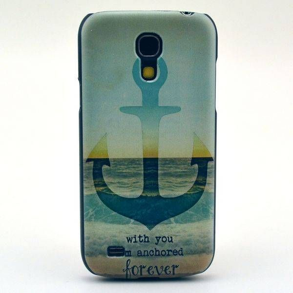 Anker quote hardcase hoes voor Samsung Galaxy S4 mini