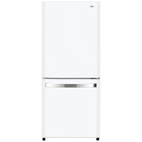 ハイアール 138L 2ドア冷蔵庫(ホワイト)【右開き】Haier JR-NF140K-W