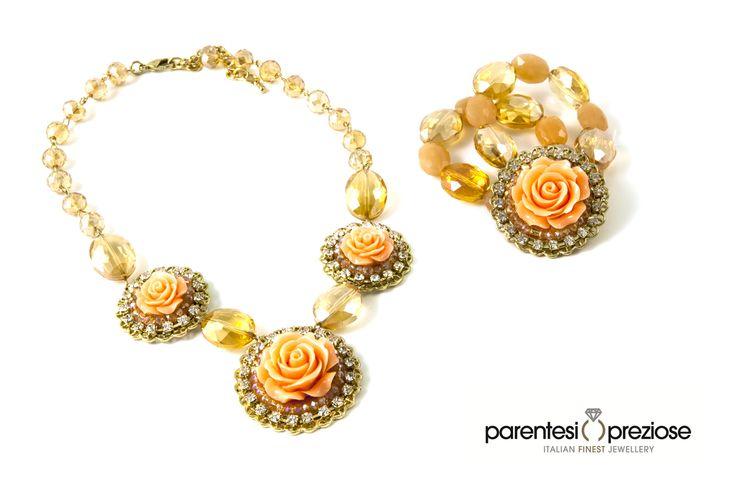 #ParentesiPreziose Italian Finest Jewellery......#Bijoux d'Amare!