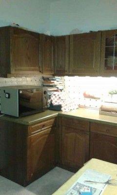 Anleitung Kuche Streichen In 2020 Kuchen Streichen Kuchenmobellack Kuche