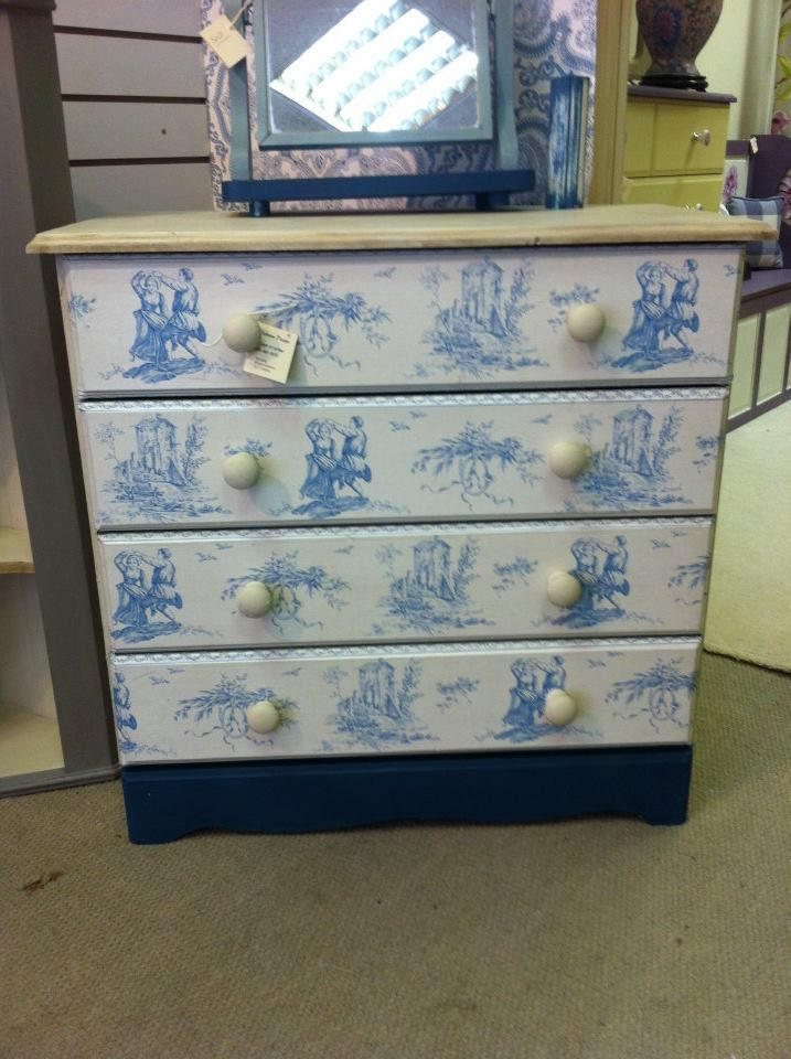 Pre Loved Furniture Up Cycled Using Annie Sloan Chalk