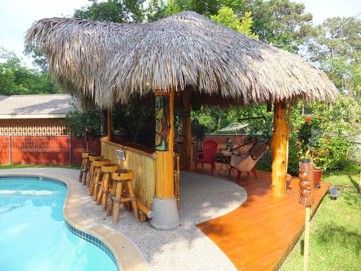 We Built Our Own Beach Bar – The Enchanted Tiki Lounge | Beach Bar Bums
