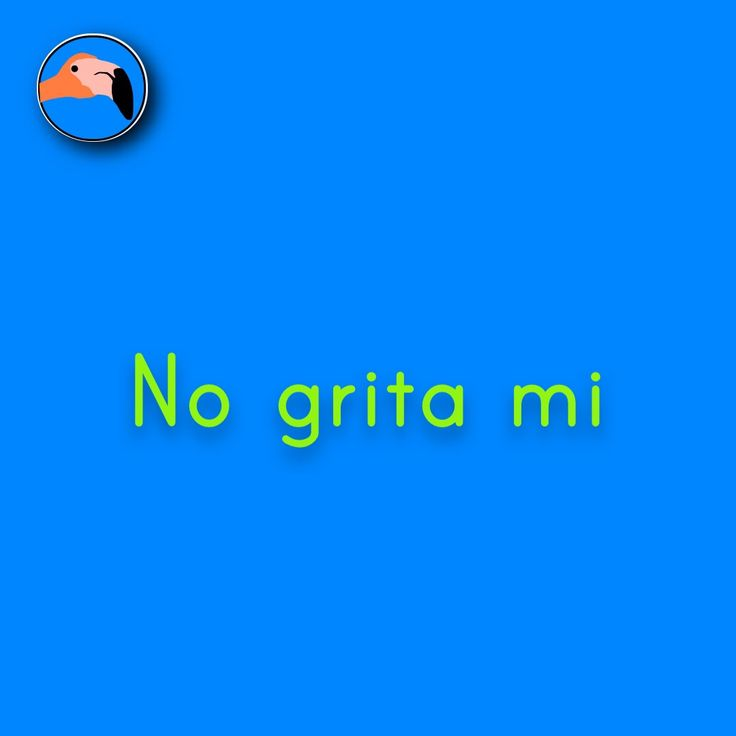 Don't yell at me | No grita mi!  For translation services contact us at info@henkyspapiamento.com  #papiamentu #papiaments #papiamento #creole #language #curacao #bonaire #aruba #caribbean #yell #schreeuwen #gritar More learning materials available at henkyspapiamento.com
