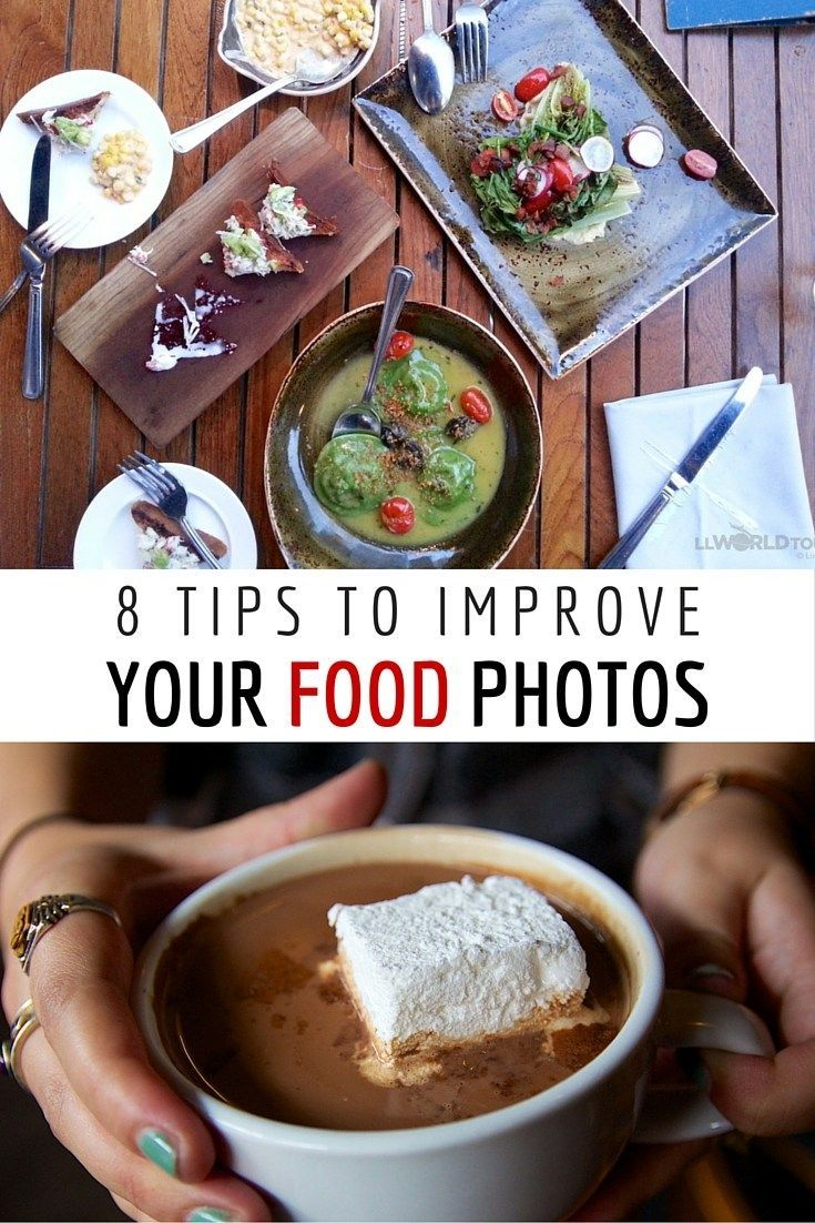 Improve Your Food Photos