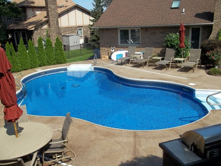 Cool Backyard Swimming Pools 25+ best above ground pool cost ideas on pinterest | oval above