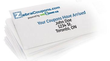 ZebraCoupons Promo Code for FREE Coupons Delivery on http://www.canadafreebies.ca/