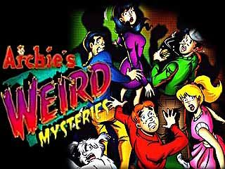 Archies Weird Mysteries..