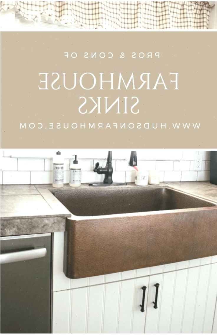 Pros And Cons Of Farmhouse Sinks My Honest Review Sink Copper