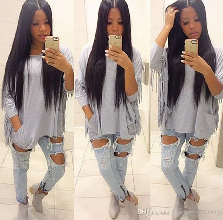 2016 7a Grade Unprocessed Brazilian Full Lace Human Hair Wigs Lace Front Wigs Straight Glueless Full Lace Wig For Black Women Hair Piece Real Wigs From Newvirginhairwig, $77.19| Dhgate.Com