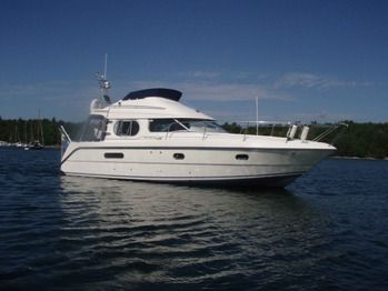 Nimbus 33 Avanta (Motorboot)