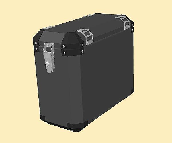Boční kufr CTS35/ZLV