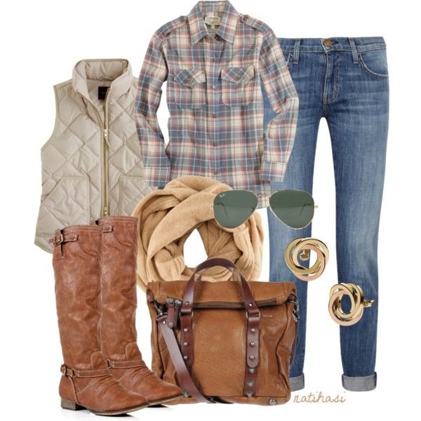 Fall Outfit, created by natihasi on Polyvore