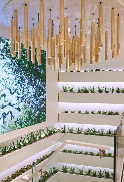 Le premier concept store Yves Rocher à Paris http://www.vogue.fr/beaute/l-adresse-de-la-semaine/diaporama/le-premier-concept-store-vgtal-yves-rocher-paris/20045