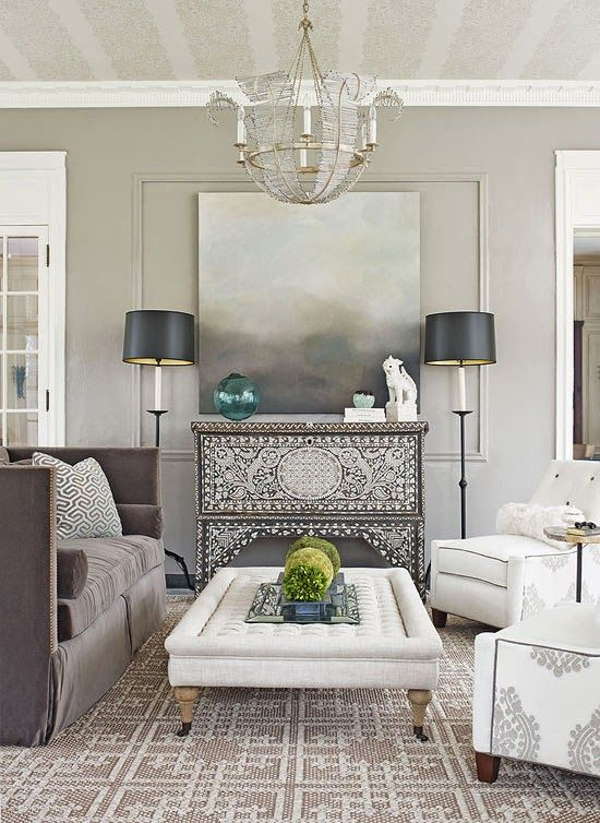 {how to get the look: traditional home}