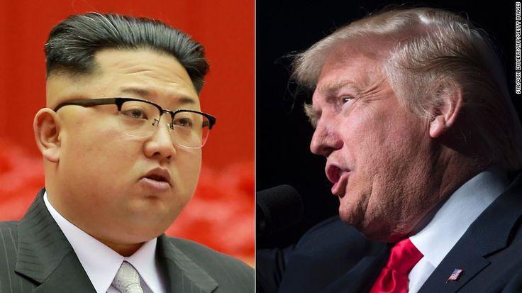 Lo que tienen que hacer es sentarse a negociar, sin decir tanta palabrería (Benjamín Núñez Vega)   Trump elogia a líder norcoreano Kim Jong-un por ceder en amenaza con misiles | CNNEspañol.com http://cnnespanol.cnn.com/2017/08/16/trump-elogia-a-lider-norcoreano-kim-jong-un-por-ceder-en-amenaza-con-misiles/