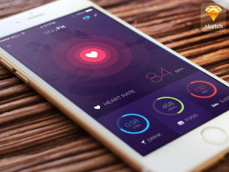 UI Design in Health & Fitness Apps – Inspiration Supply – Medium