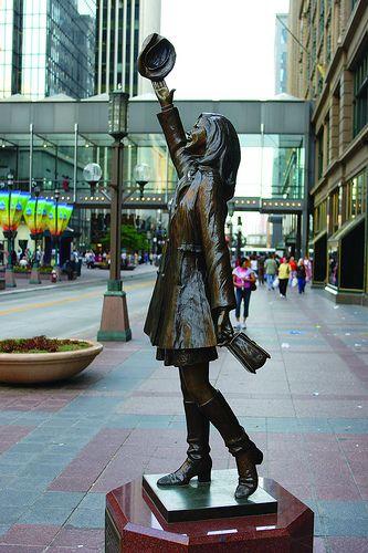 Visit TV Land Statues