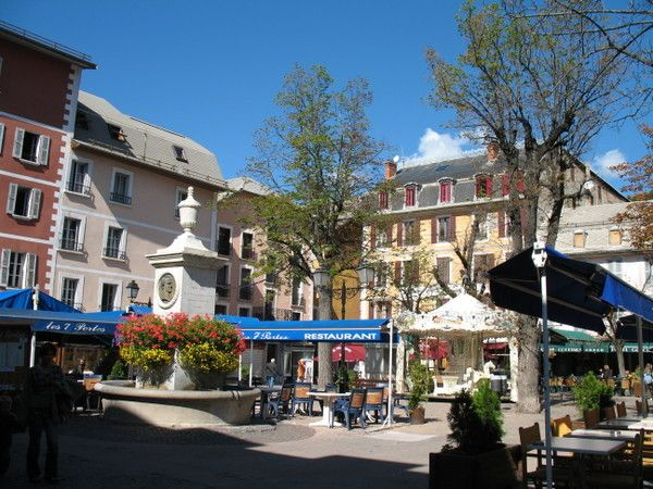 Barcelonnette (Barcilona de Provença in Occitan) is a commune in the Ubaye Valley, in the southern French Alps, in Alpes-de-Haute-Provence department, of which it is a subprefecture.