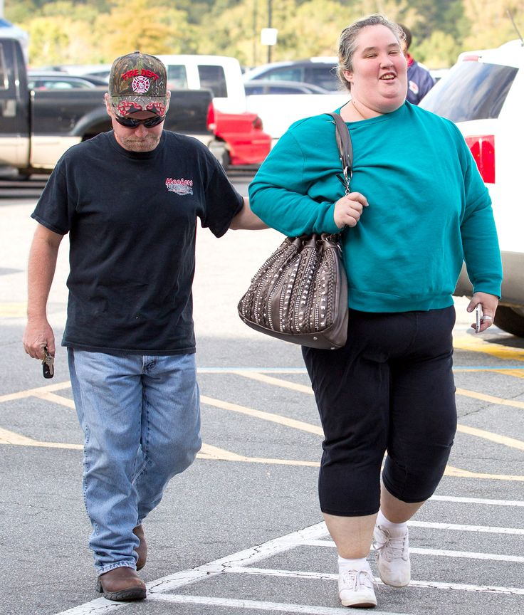 Mama June from Honey Boo Boo Denies Dating a Sex Offender