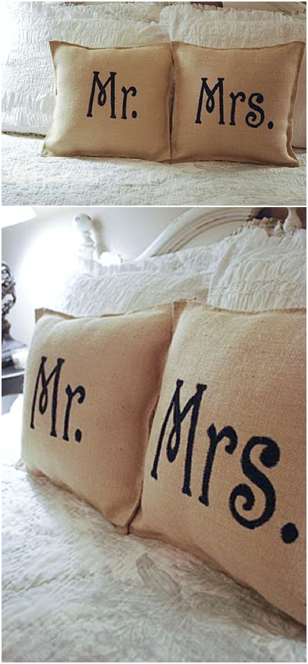 "Handcrafted Wedding Signs You Can Turn Into ""Young Home Decor"" 